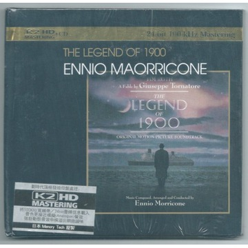 ENNIO MAORRICONE - The legend of 1900 - NOWA FOLIA