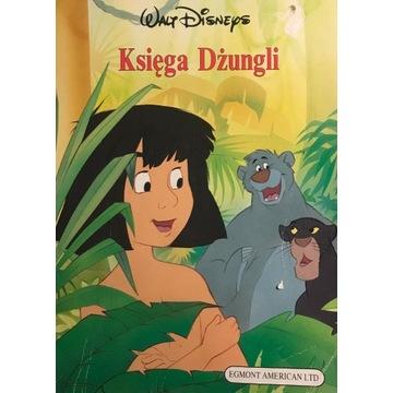 Księga Dżungli Disney'a