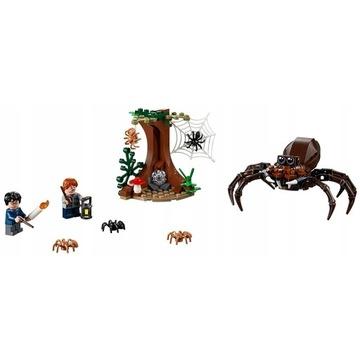 Legowisko Pająka Aragoga Ze świata Lego HP