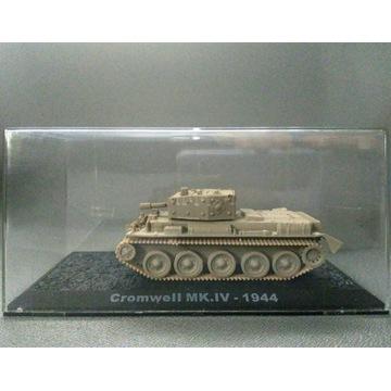 kolekcjonerski MODEL CZOŁGU Cromwell MK.IV - 1944