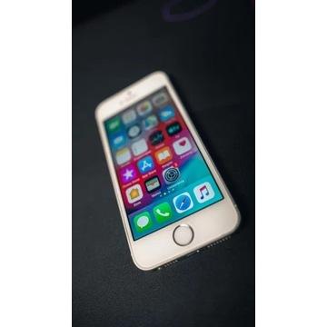 Iphone 5s biały stan dobry