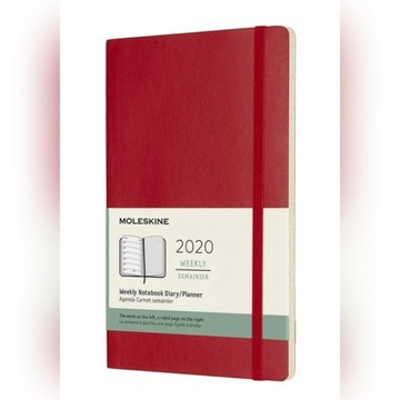 Moleskine kalendarz 2020