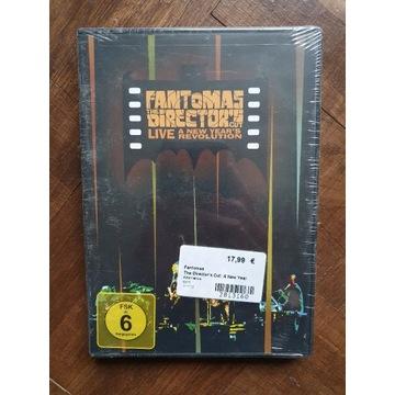 Fantômas The Director's Cut Live (DVD)
