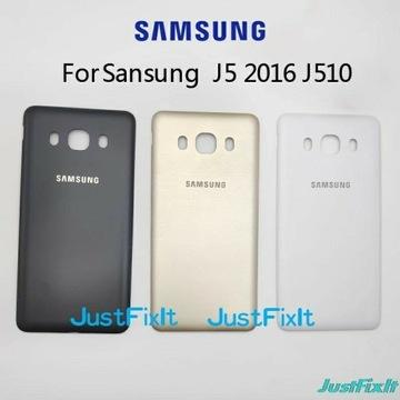 Tylna pokrywa baterii do Samsung Galaxy J510 2016