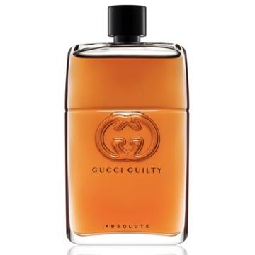 Gucci guilty absolute 150ml + GRATIS!