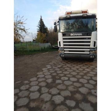 Scania Asenizacyjny Specjalny