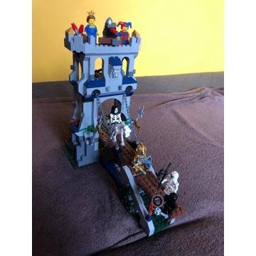 Lego castle 7079 obrona mostu zwodzonego