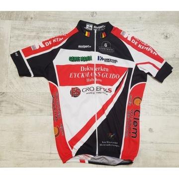 Koszulka rowerowa rozpinana S Nico