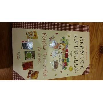 Cecylia Knedelek czyli książka kucharska dzieci