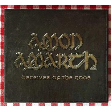 "Amon Amarth ""Deceiver of the gods"" wyd. limit."