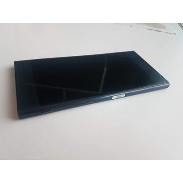 Sony Xperia XZ granatowy, bardzo ładny