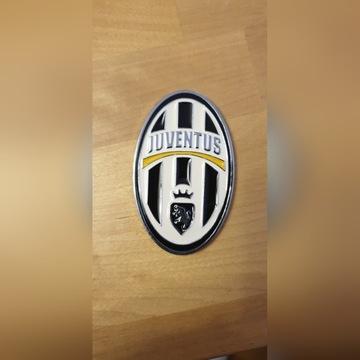 Wodoodporna naklejka na samochód Juventus
