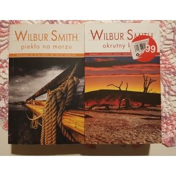 Wilbur Smith - Okrutny Krąg, Piekło na morzu