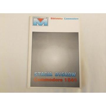 Commodore c64 książka stacja dysków 1541 inst.obsł