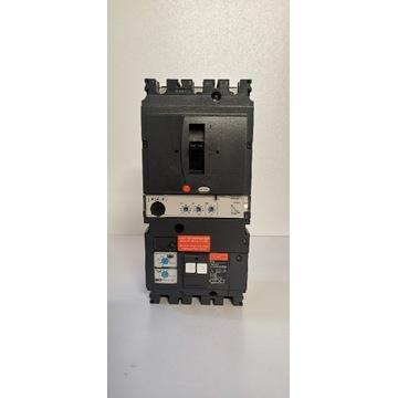 Wyłącznik NSX160F Micrologic + moduł Vigi