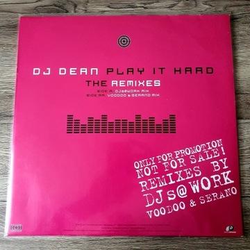 DJ Dean - Play It Hard The Remixes  DJs @ Work Mix