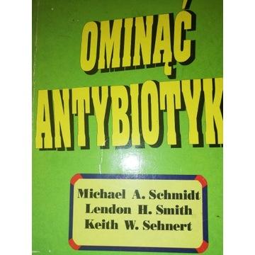 Ominąć antybiotybiotyki