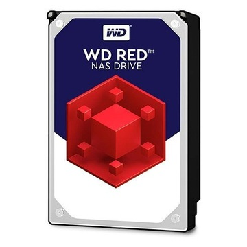 Dyski HDD WD RED NAS 2x3TB WD30EFRX lub cały NAS