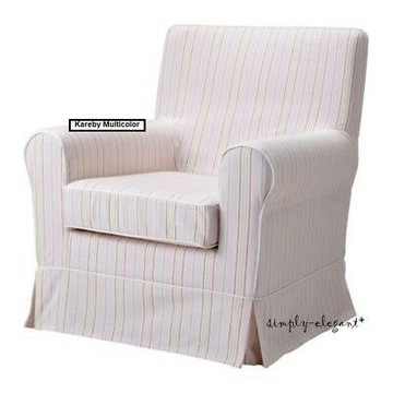 Pokrowiec pokrycie fotel IKEA JENNYLUND 001.197.87