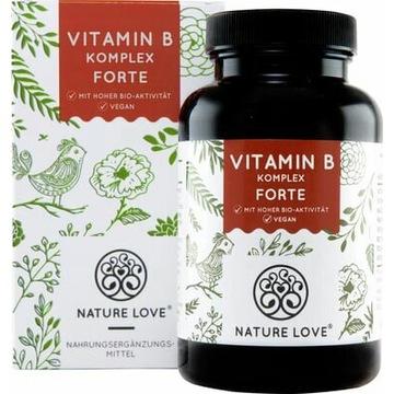 Witamina B Komplex Forte Vegan