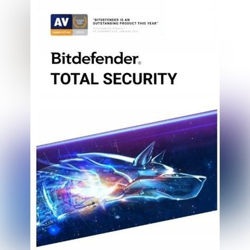 Bitdefender Total Security - 2020 - dożywotnio!