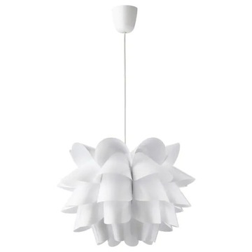 IKEA Lampa sufitowa Knappa biała