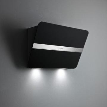 Okap Falmec FLIPPER 85 czarne szkło