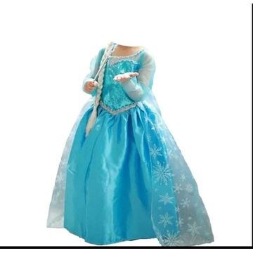 Sukienka Elsa, Frozen