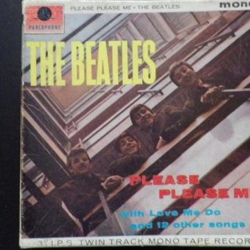 Taśma magnetofonowa=The Beatles-Please,Please Me