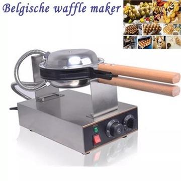 Gofrownica Egg Bubble Waffle Maker Gofry Bąble do