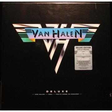 VAN HALEN - DELUXE EDITION / BOX / 6LP