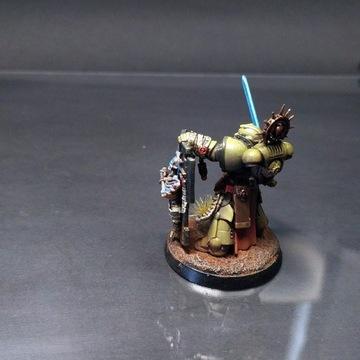 Kapitan Indomitus pro painted przyjmuje zlecenia