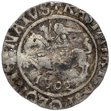 Zygmunt I Stary, Grosz 1504, Głogów -rzadkośc-
