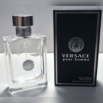 Fiolka po perfumach versace puor homme!!!