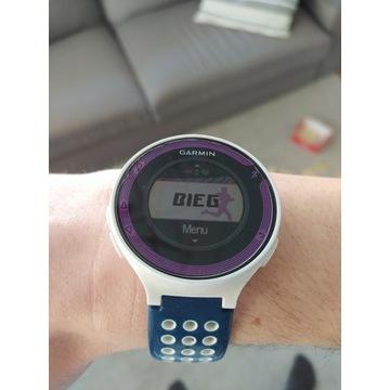 garmin forreruner 220 zegarek do biegania gps
