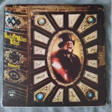 THE BUDDY MILES BAND CHAPTER VII winyl 1ST US