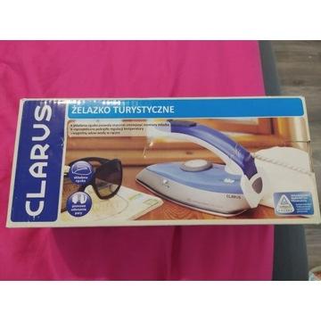 Sprzedam nowe żelazko turystyczne firmy CLARUS.