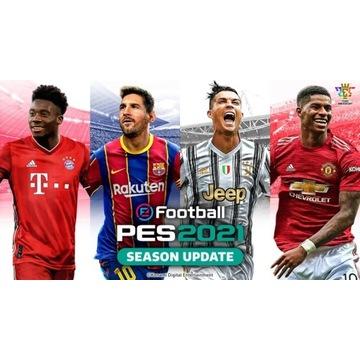 OKAZJA!!!PC STEAM EFOOTBALL PES 2021+STEAM VIP