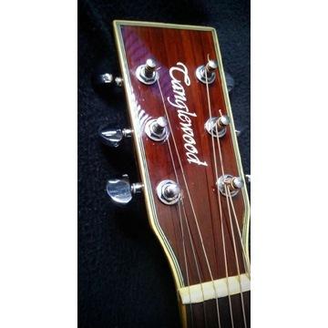 Gitara elektroakustyczna Tanglewood TW28 CSR CE LH