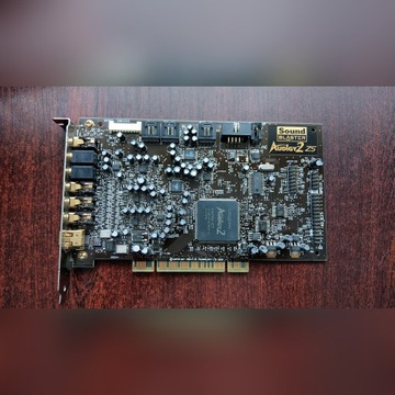 SOUND BLASTER AUDIGY 2 ZS GOLD 7.1 Creative