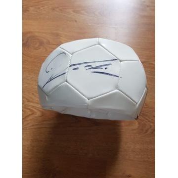 Piłka Nike autograf Robert Lewandowski
