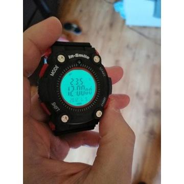 Zegarek z Alkomatem Alcohol Test Watch