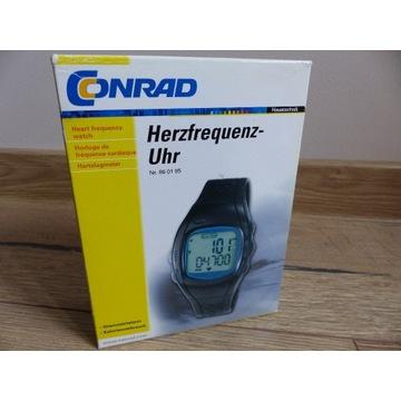 Zegarek sportowy z pulsometrem NOWY
