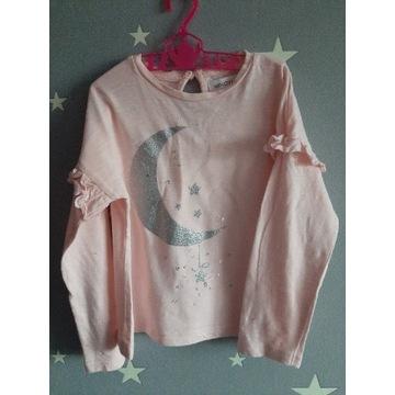 Minoti - bawełniana bluzeczka, roz. 92-98