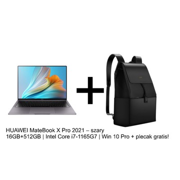 HUAWEI MateBook X Pro 2021|16GB+512GB| i7-1165G7