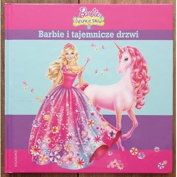 Barbie i tajemnicze drzwi EGMONT książka