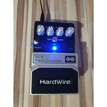 Efekt gitarowy Metal Distortion TL-2 HardWire