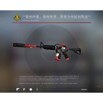 M4A1-S | Cyrex MW SKIN Broń CS GO Najtaniej!