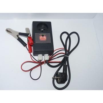 Kontroler Ładowania Akumulatora 12V Zasiarczenia