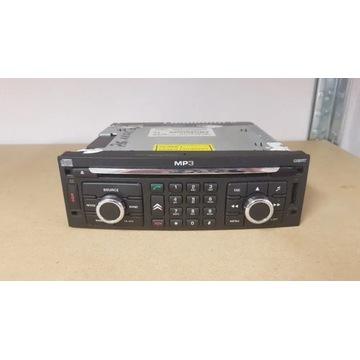 Radio Citroen RT4